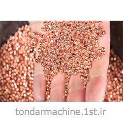عکس سایر فلزات و محصولات فلزیبار ( آلیاژ ) طلا سازی پرسکاری یا مفتول کشی طلا و نقره یکتا مدار ساز