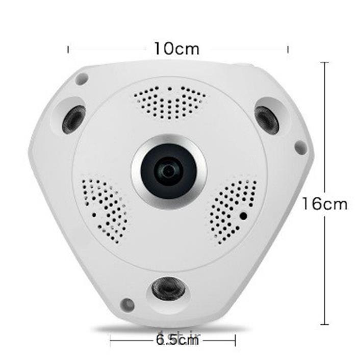 دوربین تحت شبکه پولوراید مدل IPC N73S5