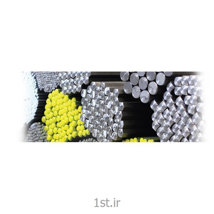 عکس میلگرد فولادی (میله گرد فولادی)میلگرد فولاد اتومات 1.0718 سایز 4 الی 70 میلیمتر