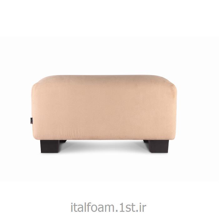 عکس مبل راحتیمبلمان راحتی ایتال فوم - مدل پوف (75*75)
