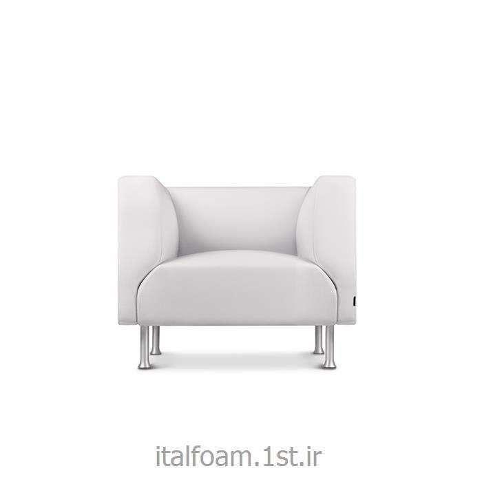 مبلمان راحتی تک نفره ایتال فوم - مدل فلورانس (Florence)