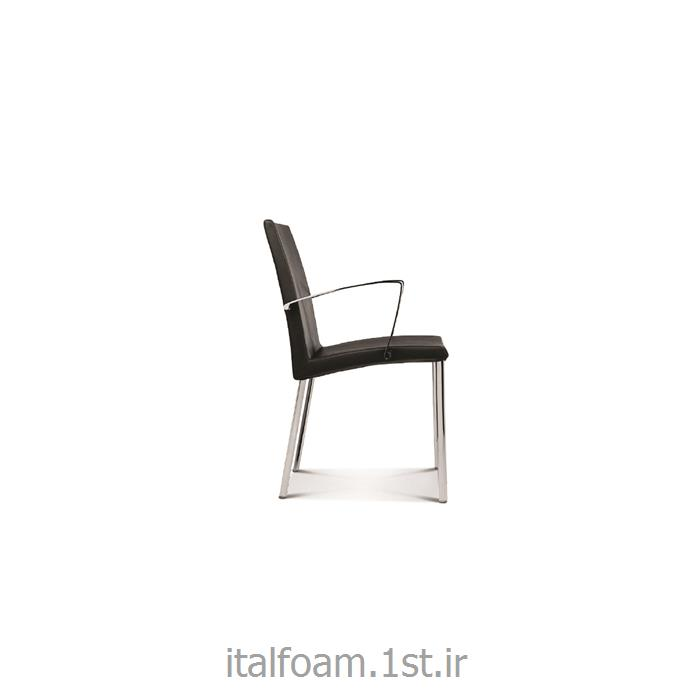 عکس صندلی ناهار خوریصندلی ناهارخوری دسته دار ایتال فوم - مدل (Verona-H)