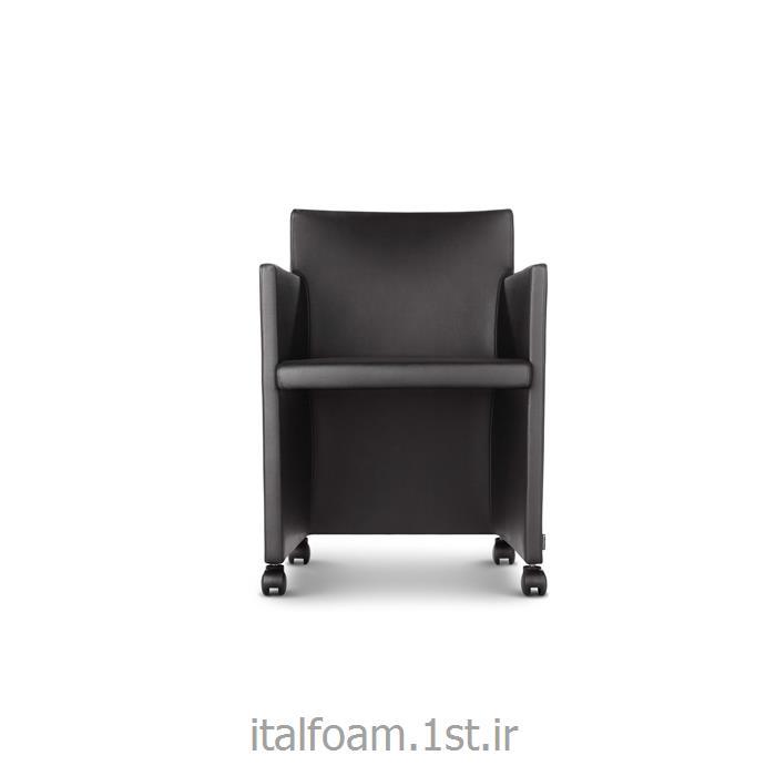 صندلی اداری کنفرانسی ایتال فوم -مدل (Nino)