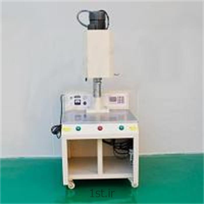 عکس دستگاه جوش پلاستیکدستگاه جوش پلاستیک صنعتی چرخشی یا روتاری Rotary