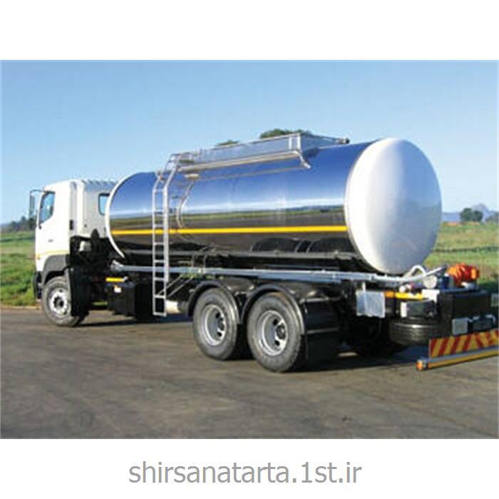 مخزن استنلس استیل حمل شیر