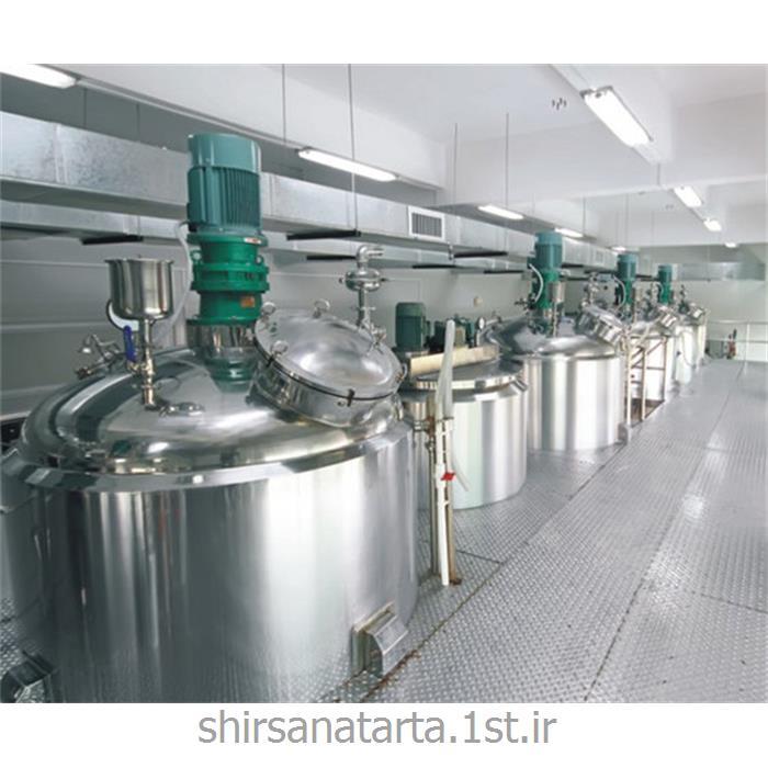 عکس سایر ماشین آلاتمخزن استنلس استیل مواد شوینده