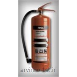 کپسول خاموش کننده آتش نشانی 6 کیلویی پودر و گاز توتال