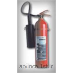 عکس کپسول آتش نشانیکپسول خاموش کننده آتش نشانی 5 کیلویی CO2 توتال
