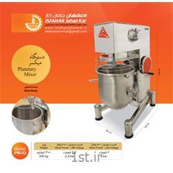 عکس سایر ماشین آلات تولید مواد غذاییدستگاه میکسر رنگ استیل مدل PM-01