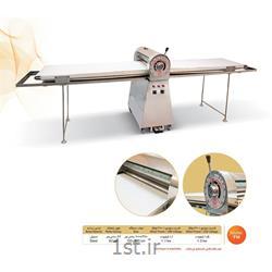 عکس سایر ماشین آلات تولید مواد غذاییدستگاه خمیر پهن کن مدل FM