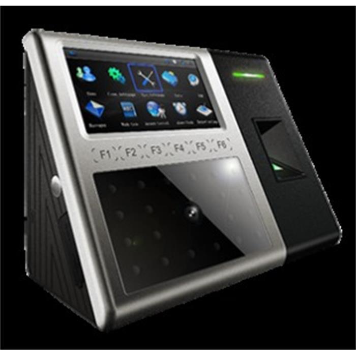 عکس کنترل دسترسی با اثر انگشت (حضور و غیاب با اثر انگشت)دستگاه کنترلی حضور و غیاب تشخیص چهره و اثر انگشت YC-800