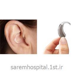 عکس تشخیص و درمان دردکاشت سمعک داخل گوش