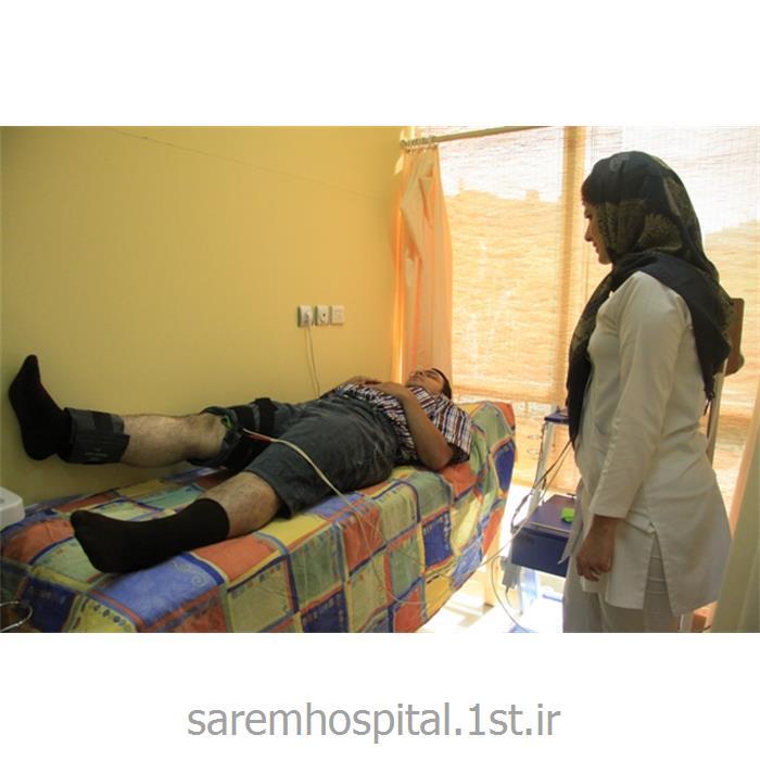 عکس خدمات درمانی فیزیوتراپیتوانبخشی بعد از جراحی ارتوپدی