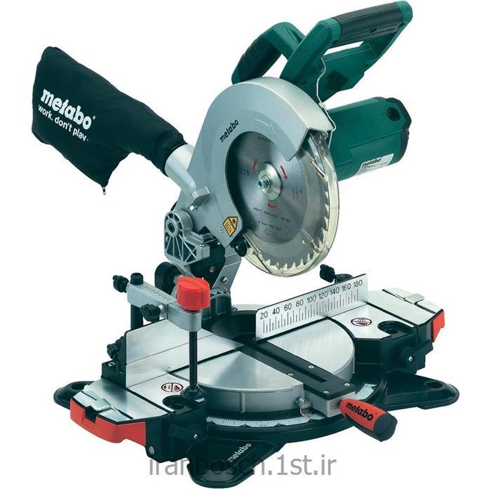 عکس اره برقیاره فارسی بر 2300 وات متابو مدل ks 216 m lasercut metabo