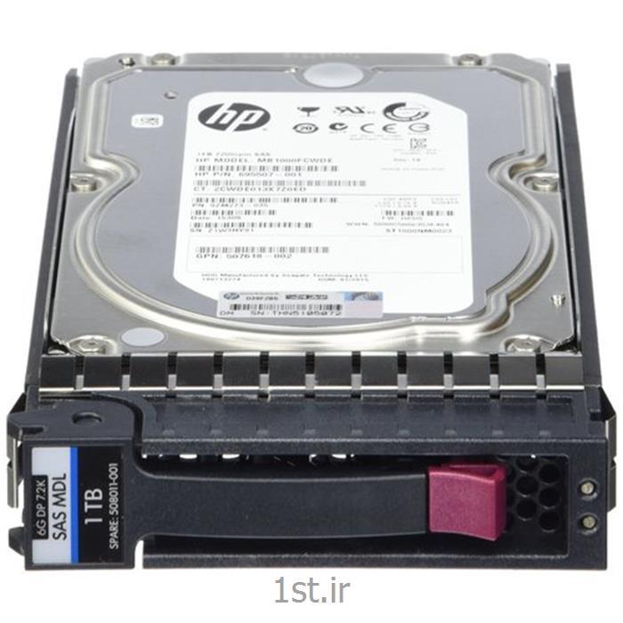 هارد دیسک اچ پی با ظرفیت 4 ترابایت861756-4TB SAS 7.2K LFF B21