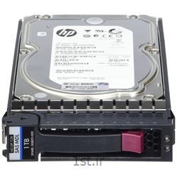 هارد دیسک اچ پی با ظرفیت 10 ترابایت857644-10TB SAS 7200 RPM LFF 12GB21