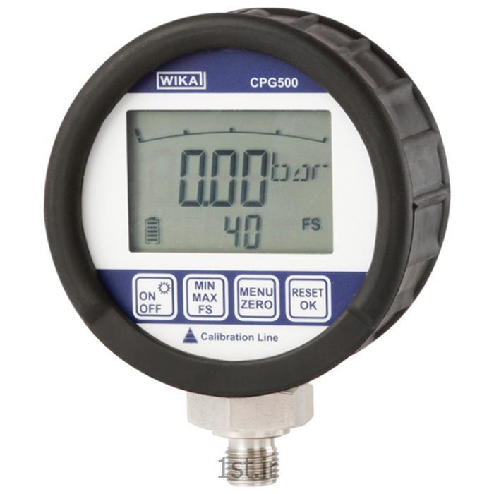 عکس سنسور های فشارتست گیج فشار مدل CPG 500