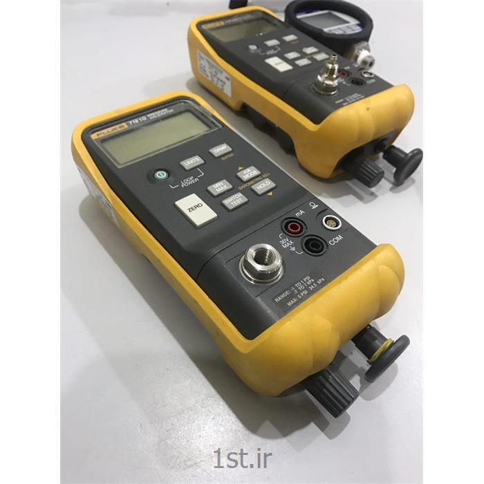 عکس سنسور های فشارکالیبراتور فشار مدل FLUKE 718-1G