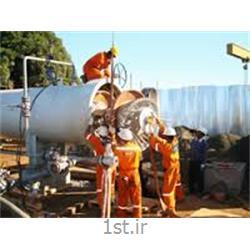 خشک کردن اسلاکچر و خطوط تصفیه گاز