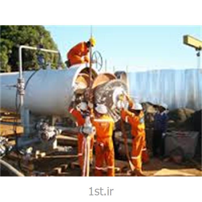 عکس خدمات طراحی قطعات ماشین آلاتخشک کردن اسلاکچر و خطوط تصفیه گاز