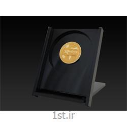 عکس نشان سینه ( بچ )مدال روی سینه (گل سینه مدالیون) فلزی