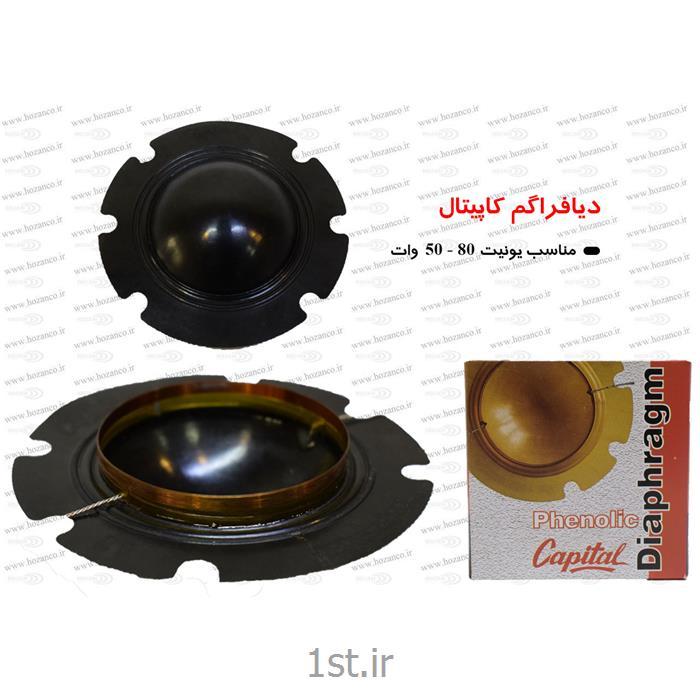 دیافراگم یونیت بوق شیپوری Diaphragm Horn