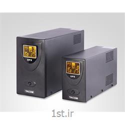 عکس یو پی اس ( منبع تغذیه بدون وقفه )یو پی اس تکام (منبع تغذیه) , لاین اینتراکتیو سری TU7003-200LED&LCD
