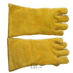 دستکش جوشکاری هوبارت