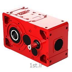 عکس جعبه دنده (گیربکس)گیربکس های صنعتی شفت موازی سری HE