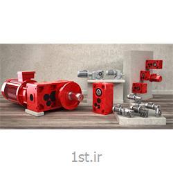 گیربکس های صنعتی Hudromec ایتالیا و ZET ترکیه