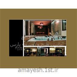 طراحی داخلی و اجرای دکوراسیون منزل دکتر خالد