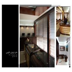 طراحی داخلی و اجرای دکوراسیون دفتر فروش دلتوس