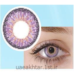 لنز چشم زیبایی و طبی آکوافرش Violetl
