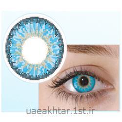 لنز چشم زیبایی و طبی آکوافرش Sky Blue