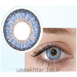 لنز چشم زیبایی و طبی آکوافرش Navy Blue
