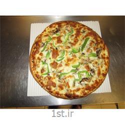 پیتزا قارچ و بیف یک نفره