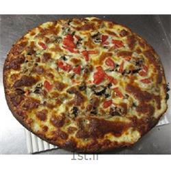 پیتزا باربیکیو چیکن یک نفره
