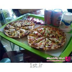 پیتزا استیک 1 نفره