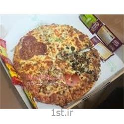 پیتزا چهار فصل دو نفره