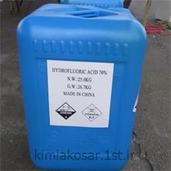 اسید فلوئوریک  HF