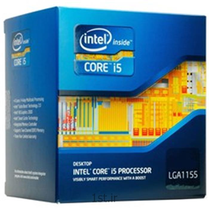 پردازنده (پردازشگر) اینتل corei 5 3450