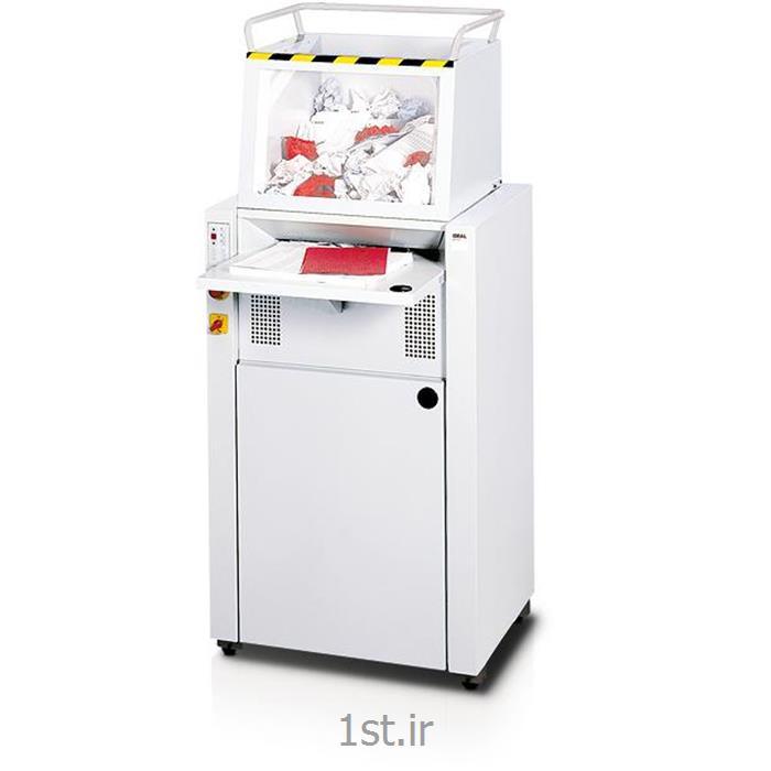 عکس خردکن (کاغذ خرد کن)کاغذ خردکن صنعتی مدل IDEAL 4605