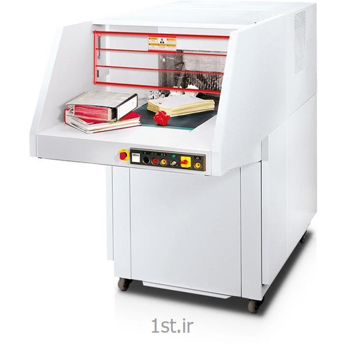 عکس خردکن (کاغذ خرد کن)کاغذ خردکن صنعتی ایدال مدل IDEAL 5009