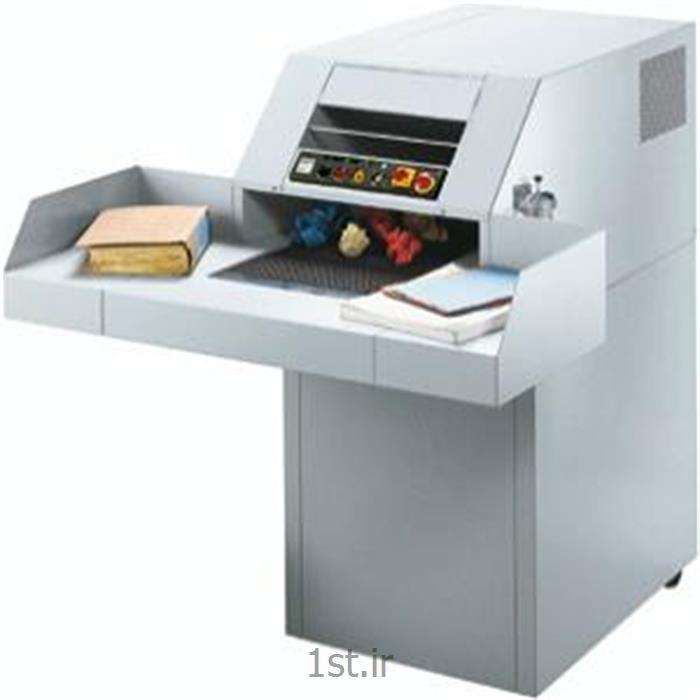 عکس خردکن (کاغذ خرد کن)کاغذ خردکن صنعتی مدل IDEAL 4107