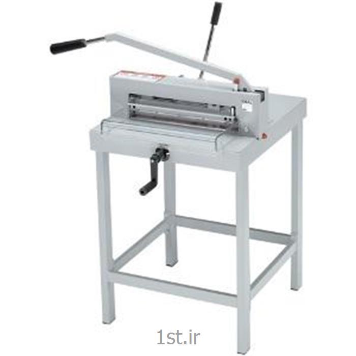 عکس ماشین آلات تولید کاغذدستگاه برش دستی مدل IDEAL 4205