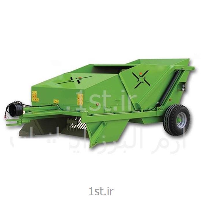 عکس سایر ماشین آلات کشاورزیماشین سنگ جمع کن اتوماتیک