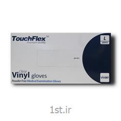 عکس سایر دستکش هادستکش وینیل touch flex