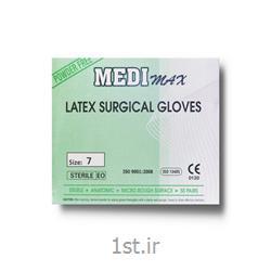 عکس سایر دستکش هادستکش جراحی لاتکس بدون پودر medimax