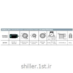 دستگاه برش زهوار پروفیل UPVC مدل Cky 501
