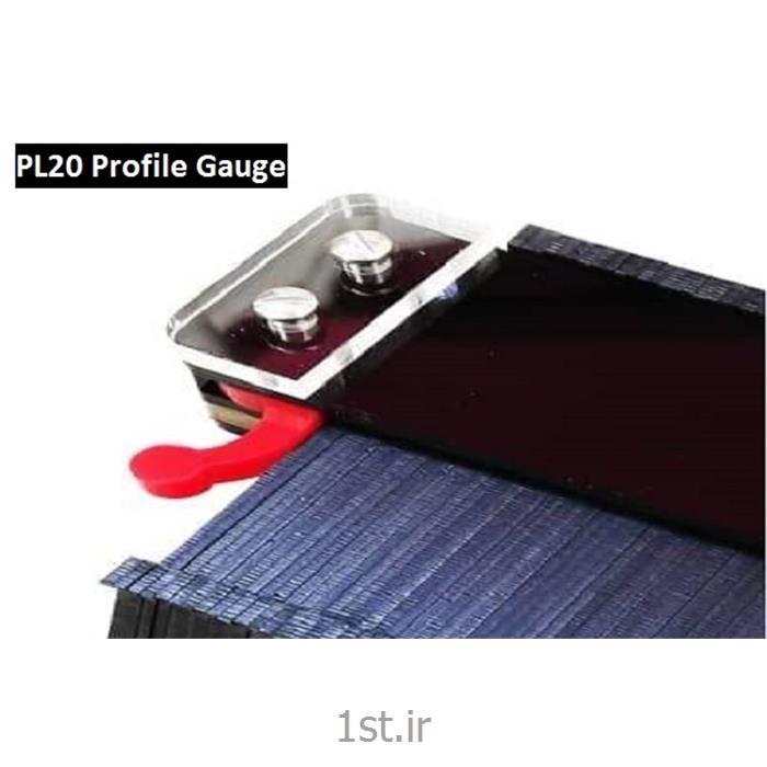شابلون گوشه قفل دار مدل PL20